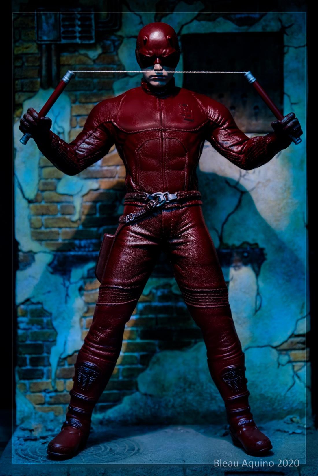 Geewhiz Customs Daredevil 2003
